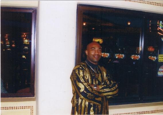 Casino on Atlantic Ocean Coast-Dakar, Senegal