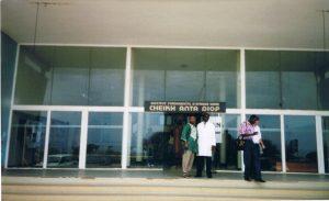 Cheikh Anta Diop Center -Univ
