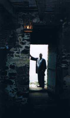 Door of no return -Slave house in Goree Island