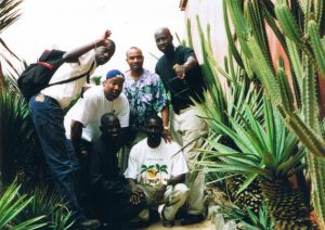 My Brothers at Goree Island