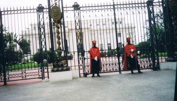 Presidential Palace - Dakar, Senegal