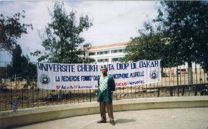 Uninersity of Cheikh Anta Diop - Dakar Senegal