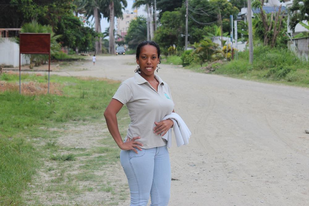 Beautiful Afro-Ecuadorian Sister