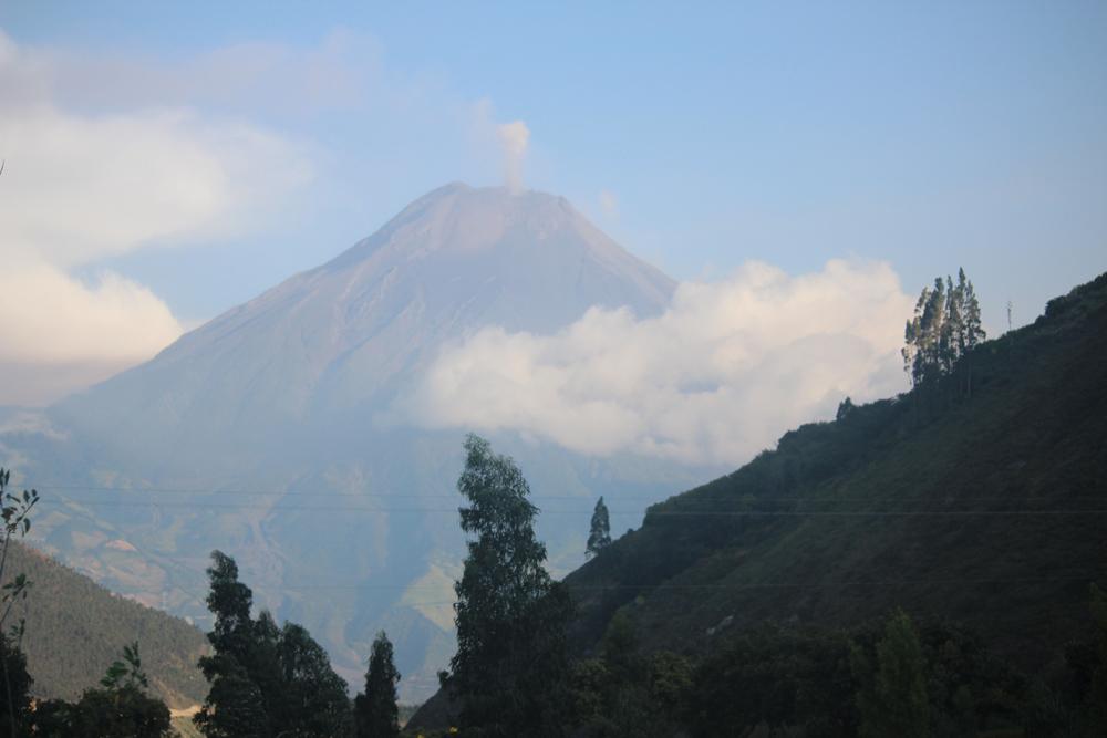Cotopaxi Volcano-Ecuador- Highest actice volcano in South America