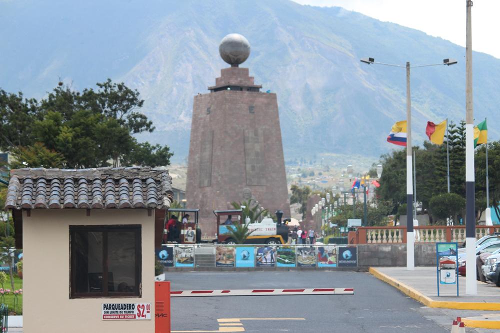 The EQUATOR-Ecuador