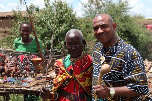 Learning from the Great Mother of the Maasai