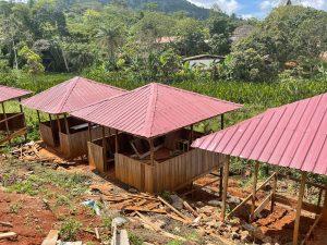 Building the OMBOUDOU Center